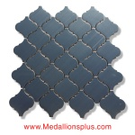 Arabesque Stainless Steel Tile