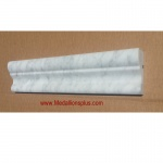 White Carrara - Chair Rail