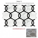 Waterjet Tile - Design 10