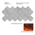 Waterjet Tile - Design 3