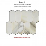 Waterjet Tile - Design 5