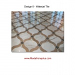Waterjet Tile - Design 8
